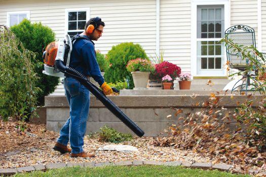 leaf-blower